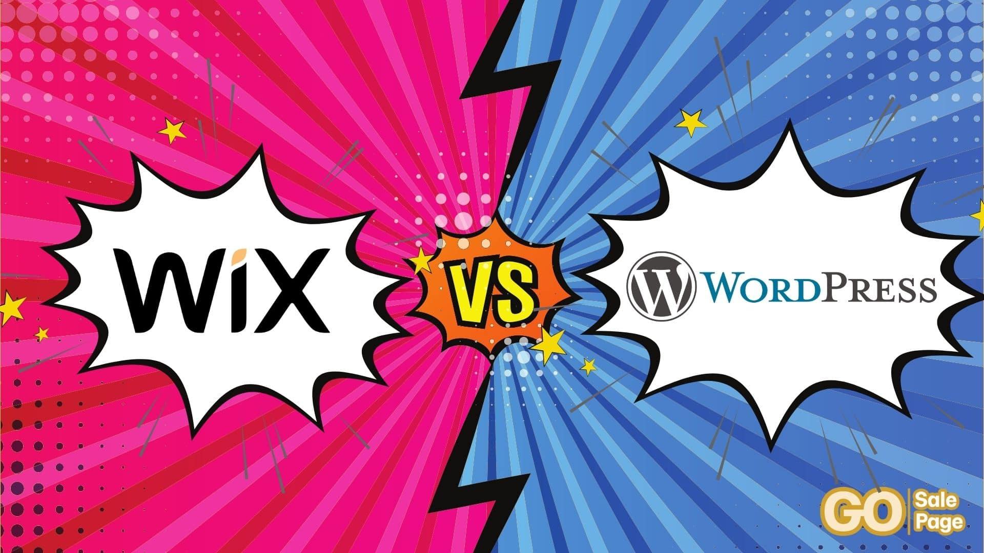 Wix vs WordPress : ถ้าอยากมีเว็บไซต์ของตัวเองใช้ตัวไหนดี